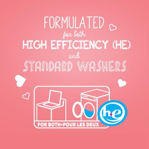 Dreft New Born Liquid Laundry Detergent Perspective: right