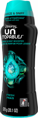Downy Unstopables In-Wash Scent Booster Beads Fresh Perspective: right