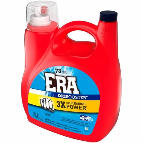 Era Oxi Booster Liquid Laundry Detergent Perspective: right