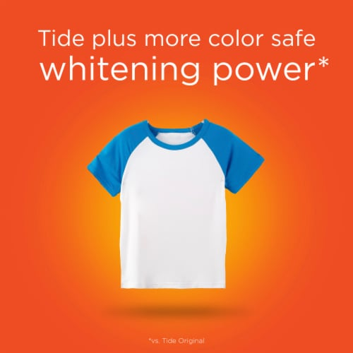 Tide + Bleach Alternative Original Liquid Laundry Detergent Perspective: right