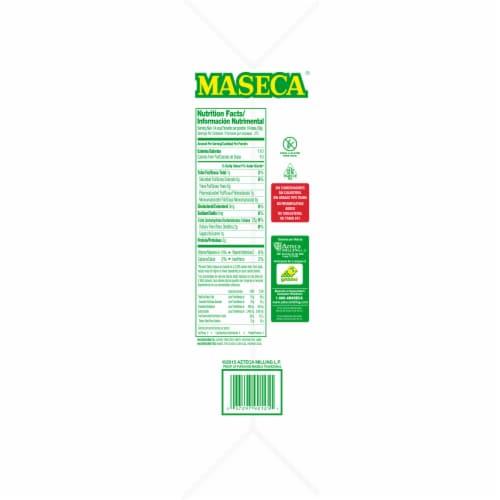 Maseca Masa Instant Corn Masa Flour Perspective: right