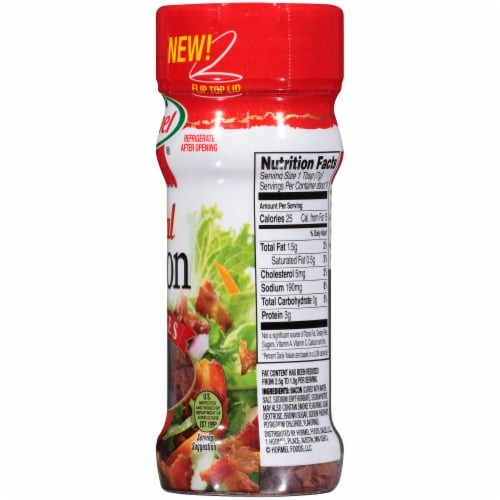 Hormel® Bacon Pieces Shaker Perspective: right