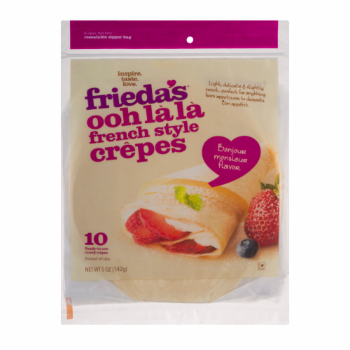 Frieda's French Style Crepes Perspective: right