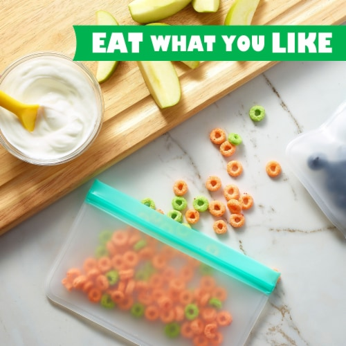 Kellogg's Apple Jacks Breakfast Cereal Original Perspective: right