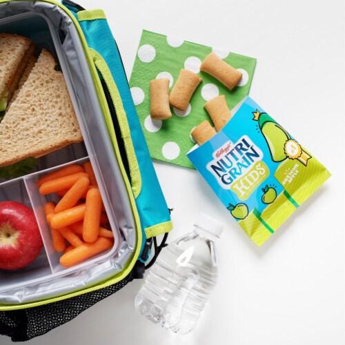 Kellogg's Nutri-Grain Bites Apple Mini Breakfast Bars Perspective: right