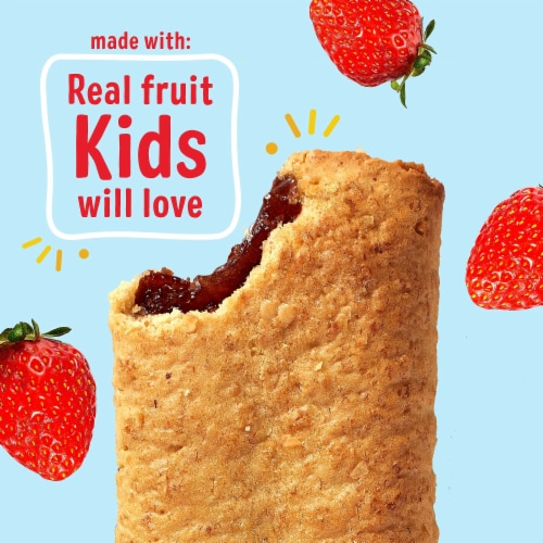 Kellogg's Nutri-Grain Soft Baked Breakfast Bars Strawberry Perspective: right