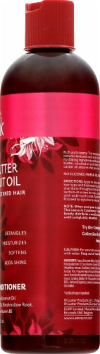 Luster's Pink Shea Butter Coconut Oil Leave-In Conditioner Perspective: right