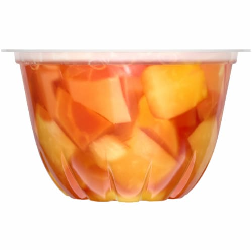 Dole® Tropical Fruit Cups in 100% Fruit Juice Perspective: right