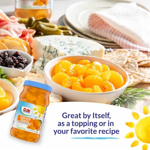 Dole® Mandarin Oranges in 100% Fruit Juice Perspective: right