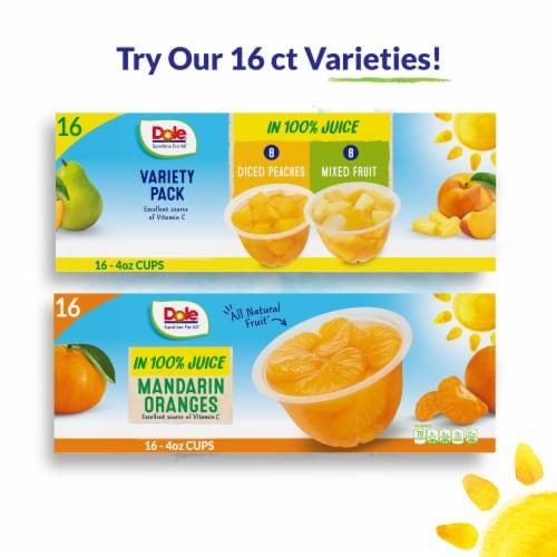 Dole Mandarin Oranges in 100% Fruit Juice Perspective: right