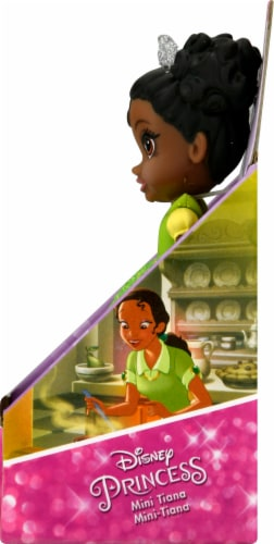 Jakks Pacific Disney Princess Mini Tiana Doll Perspective: right