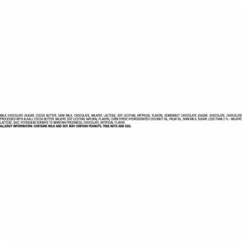Dove Creamy Caramels Milk Chocolate Heart Truffles & Dark Chocolate Heart Truffles Heart Tin Perspective: right
