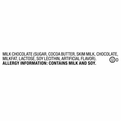 Dove Promises Silky Smooth Milk Chocolate Candy Perspective: right