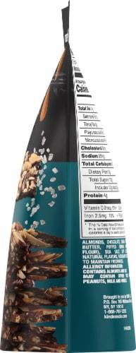 KIND Dark Chocolate Almond & Sea Salt Bark Perspective: right