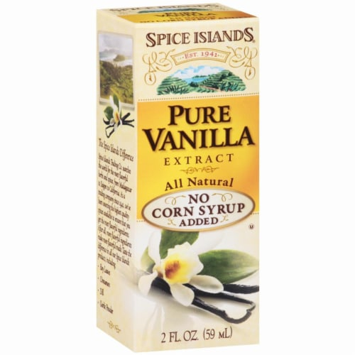 Spice Islands Pure Vanilla Extract Perspective: right