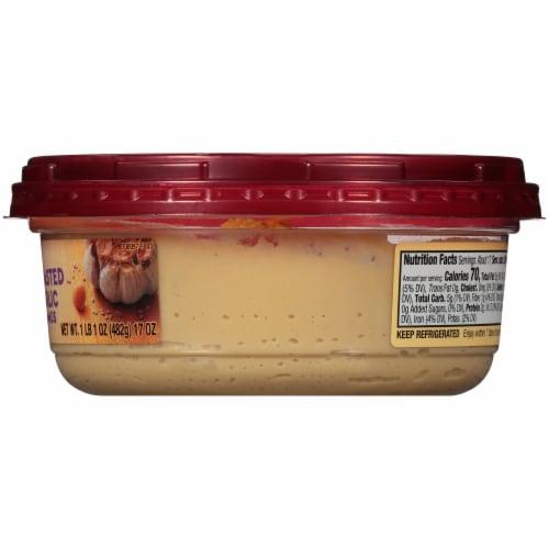 Sabra® Roasted Garlic Hummus Perspective: right