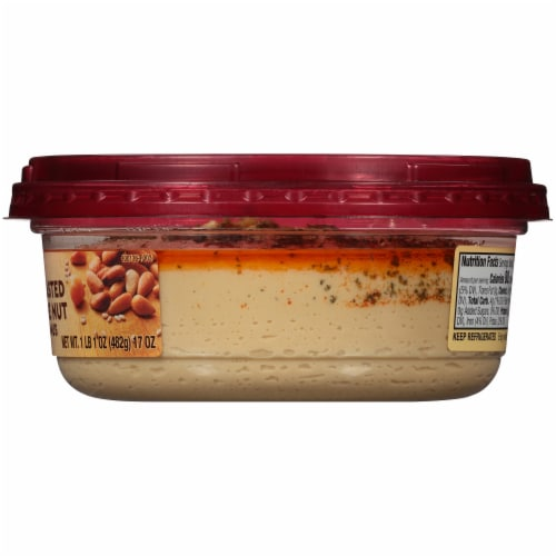 Sabra® Family Size Roasted Pine Nut Hummus Perspective: right