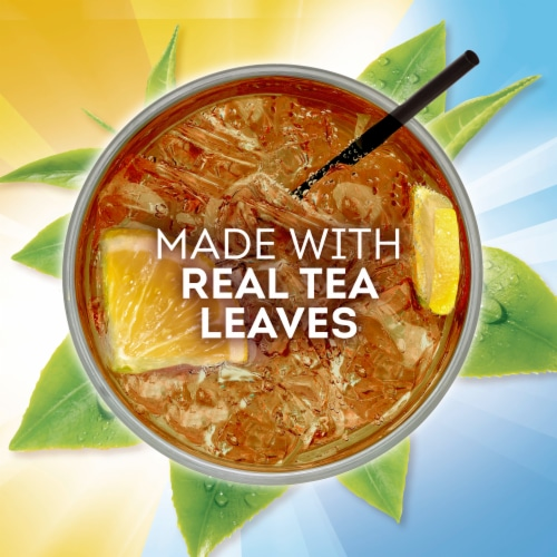 Lipton Unsweetened Iced Tea Mix Perspective: right