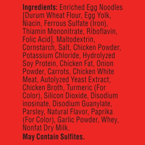 Lipton Cup-A-Soup Chicken Noodle with White Meat Instant Soup Mix Perspective: right