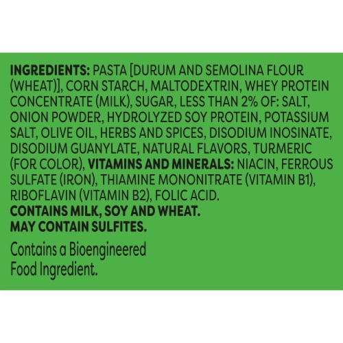 Knorr Pasta Sides Butter & Herb Fettuccine Perspective: right