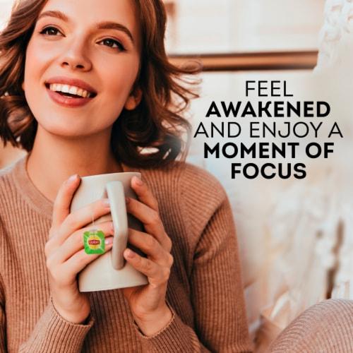 Lipton® Magnificent Matcha Green Tea Bags Perspective: right