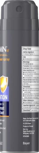 Lotrimin® Daily Prevention Deodorant Powder Spray Perspective: right