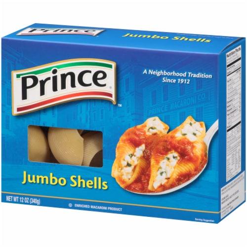 Prince Jumbo Shells Pasta Perspective: right