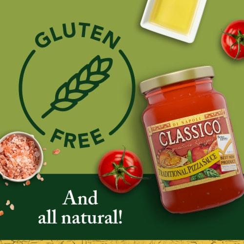 Classico Signature Recipes Traditional Pizza Sauce Perspective: right