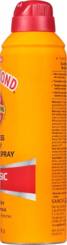 Gold Bond No Mess Classic Scent Body Powder Spray Perspective: right