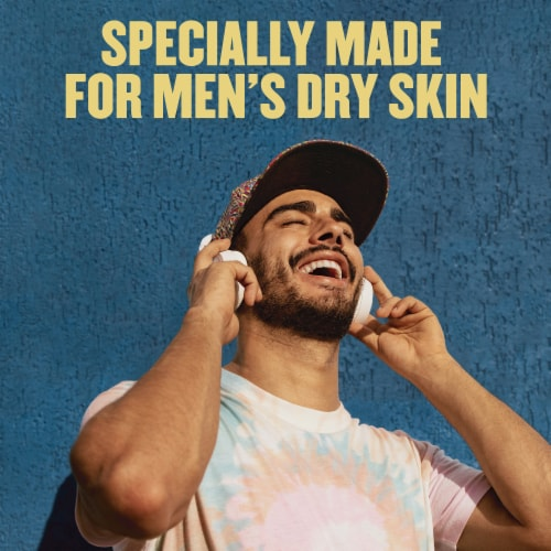 Gold Bond Ultimate Men's Essentials Lotion Perspective: right