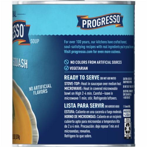 Progresso Traditional Butternut Squash Soup Perspective: right