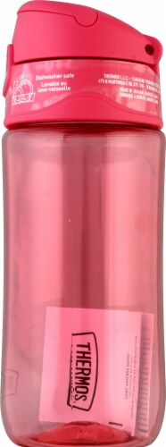 Thermos Plastic Spout Lid Hydration Bottle - Raspberry Perspective: right
