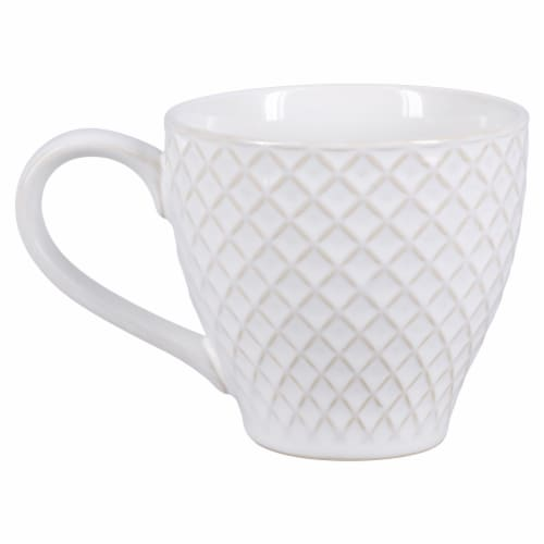 Dash of That Brooklyn Mug - White Perspective: right