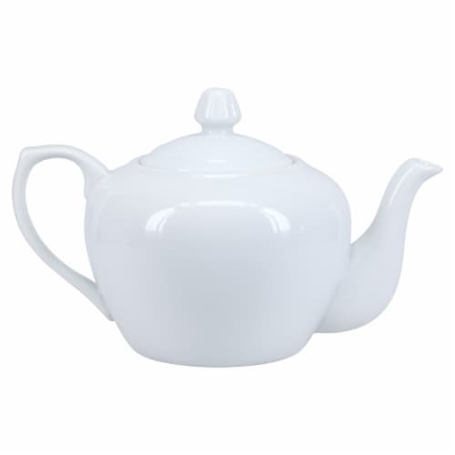 Dash of That Broadway Teapot - White Perspective: right