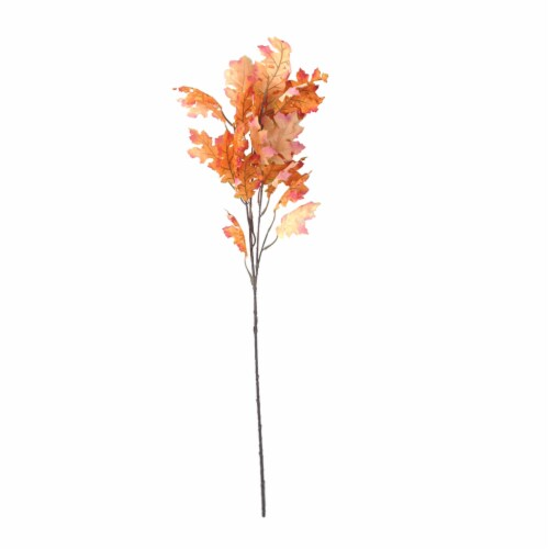 HD Designs Oak Leaves Stems - Assorted Perspective: right