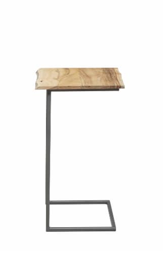 Modavari Home Fashions Forrest C Table Perspective: right