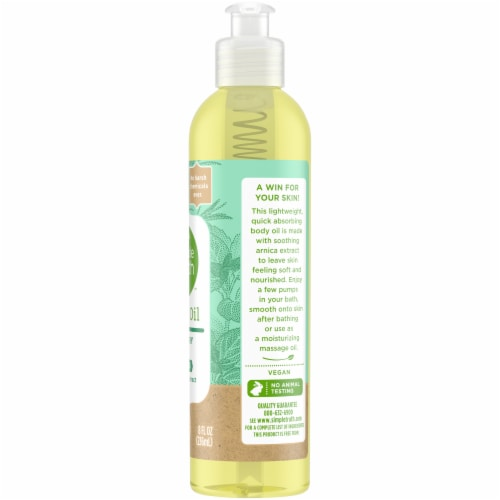 Simple Truth™ Rosemary Mint Body Oil Perspective: right