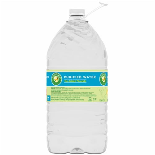 Comforts™ Purified Water Perspective: right