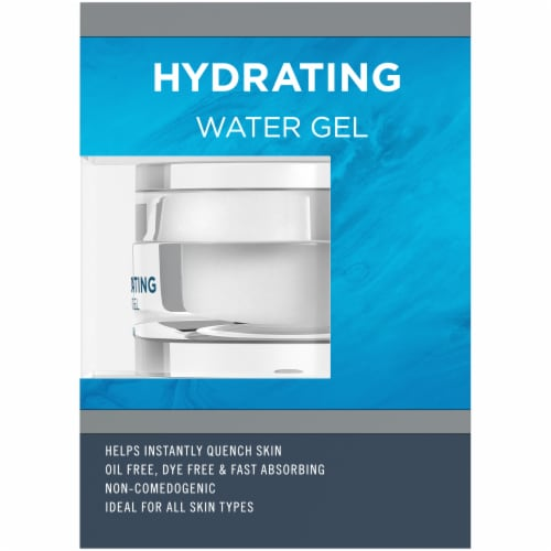 Kroger® Hydrating Water Gel Perspective: right