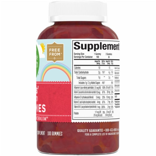 Simple Truth™ Kid's Multivitamin Gummies 100 Count Perspective: right