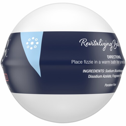 Pretty Savvy Revitalizing Bath Fizzie Perspective: right