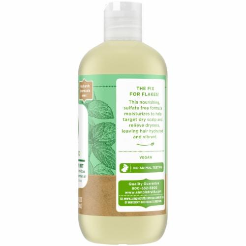 Simple Truth™ Tea Tree Mint Shampoo Perspective: right