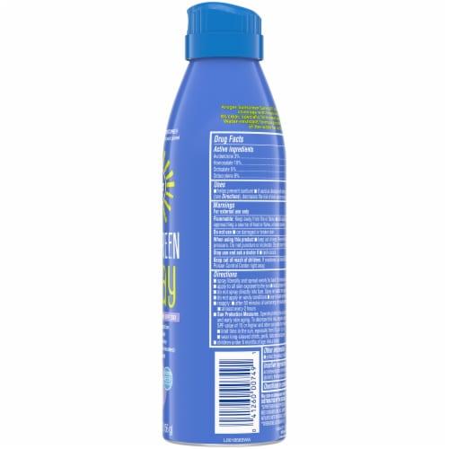Kroger® Broad Spectrum Sunscreen Spray SPF 30 Perspective: right