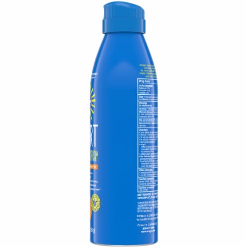 Kroger® Sport Sunscreen Spray SPF15 Perspective: right