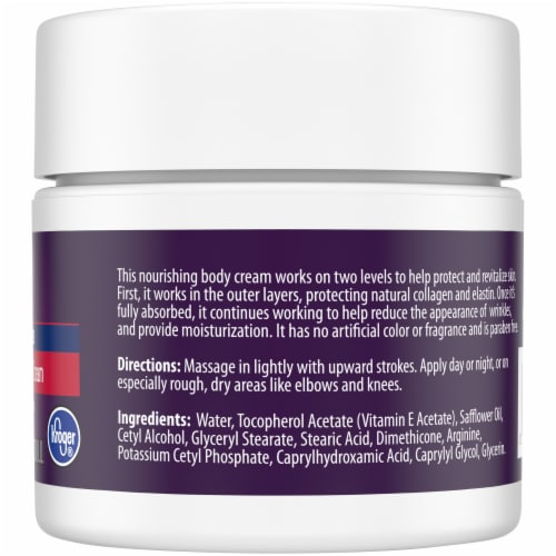 Kroger® Replenish Vitamin E Body Cream Perspective: right