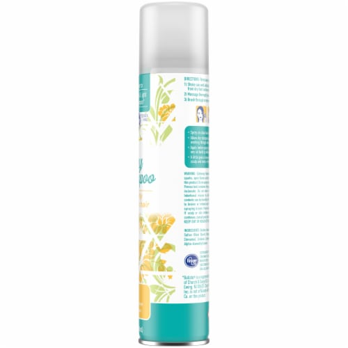 Kroger® Light & Clean Sheer Dry Shampoo Perspective: right