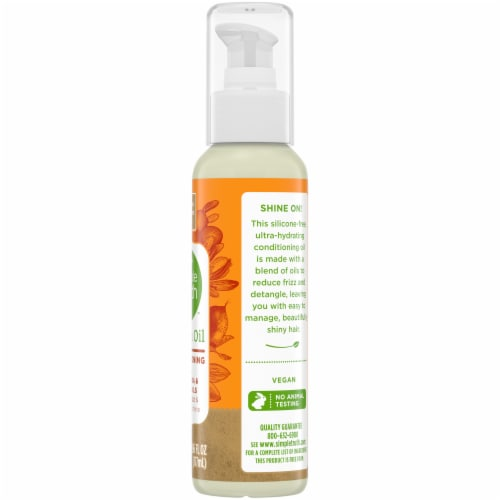 Simple Truth™ Moroccan Argan Hair Conditioning Oil Perspective: right