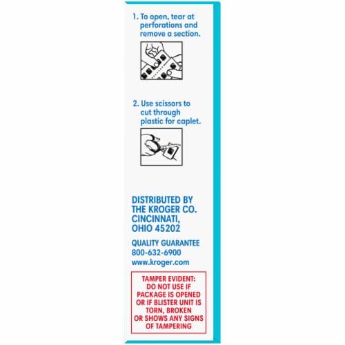 Kroger® Anti-Diarrheal Caplets 2mg Perspective: right