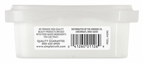 Simple Truth® Mango & Moringa Shea Butter Body Butter Perspective: right