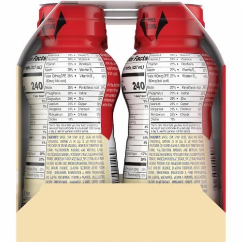 Kroger® Vanilla Bean Nutritional Drink Perspective: right